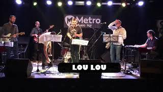 Caterpillar, Lou Lou band, Metro Music Bar Brno