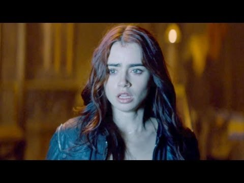 The Mortal Instruments Trailer Official [1080 HD] – Lily Collins, Jamie Campbell Bower