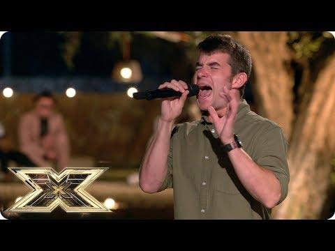 Anthony Russell sings James Bays Scars | Judges Houses | The X Factor UK 2018_TV műsorok. Heti legjobbak