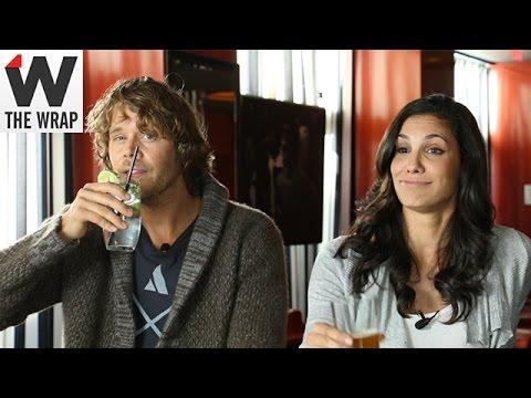 'NCIS: Los Angeles' Stars Eric Christian Olsen, Daniela Ruah Talk 'Densi,' Diving into Deeks' Past