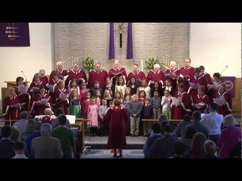 Bethlehem Lutheran Church - Palm Sunday Worship Service: 3/24/2013