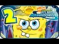 Spongebob Atlantis Squarepantis Walkthrough Part 2 ps2