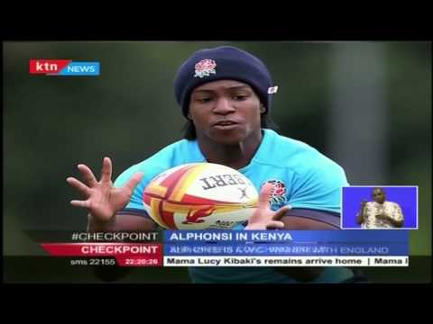 Retired Rugby lady veteran Alphonsi believes in Kenyan Rugby ladies team