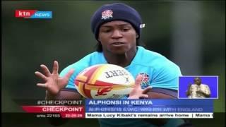 Retired Rugby Lady Veteran Alphonsi Believes In Kenyan Rugby Ladies Team