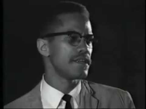 MALCOLM X  BY ANY MEANS NECESSARY