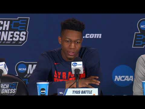 First Four | Battle & Howard Press Conference