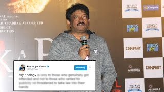 Director Ram Gopal Varma landed in a huge coup when he posted insensitive comments about actress Sunny Leone on his Twitter page on International Women's Day...