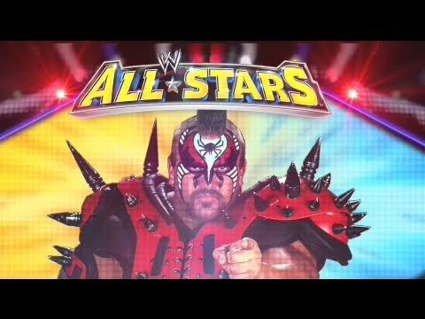 WWE All Stars - Roster Reveal Trailer (2011) | HD