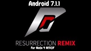 Checkout my CM14.1 video for Note 4: https://goo.gl/p3eykw Ps: This rom is soooo awesome 😍 This rom is still a work in progress meaning there could be some l...