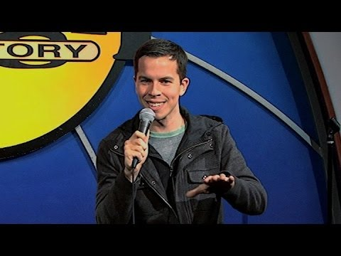 Jon DeWalt - High School (Stand Up Comedy)