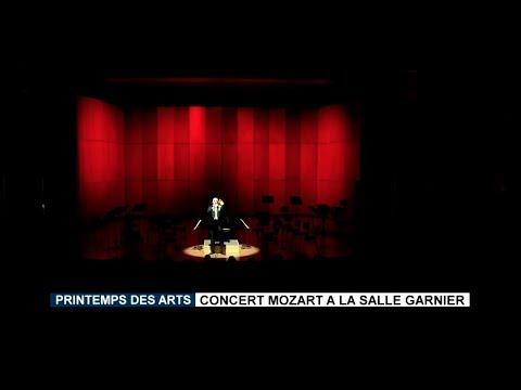 1er avril 2018 : Concert Mozart