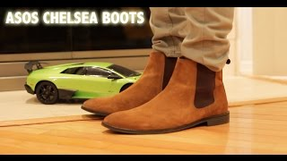I recently picked these Chelsea Boots up from Asos.com...Chek out the review... Song: ...