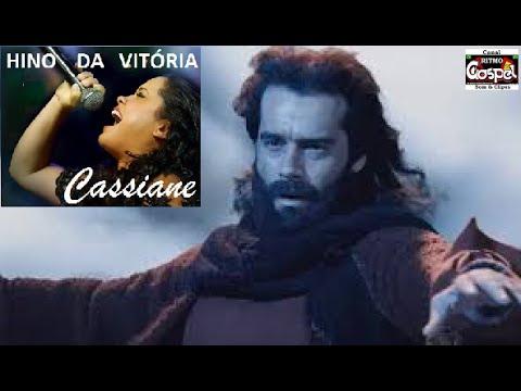 TRAVESSIA DO MAR VERMELHO CASSIANE HINO DA VITÓRIA - RITMO GOSPEL - CLIP