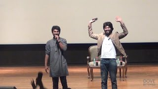Video NANI & VIJAY in PEARL'15 @ BITS Pilani Hyderabad Campus MP3, 3GP, MP4, WEBM, AVI, FLV April 2019