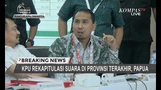 Video Momen Jansen Demokrat Gebrak Meja saat Rekapitulasi Suara Provinsi Papua MP3, 3GP, MP4, WEBM, AVI, FLV Juli 2019