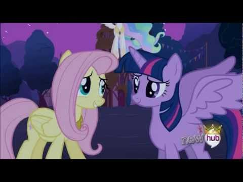 Twilight Sparkle Transforms into an Alicorn - Magical Mystery Cure