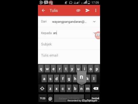 gratis download video - Cara Mengirim Email Gmail Dengan Android | Dengan Lampiran Tugas
