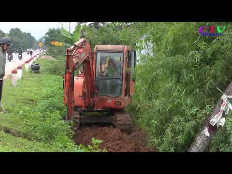 Hỗ trợ gần 34 tỷ đồng xây dựng huyện Cam Lộ đạt chuẩn NTM