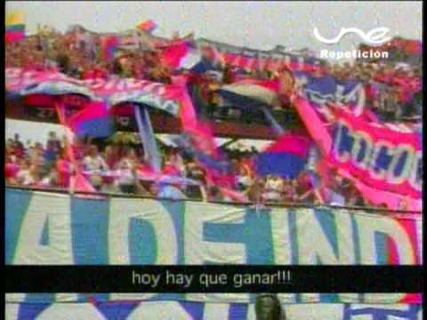 independiente medellin ....cantos de la barra rojo - Rexixtenxia Norte - Independiente Medellín