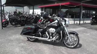 2. 952909 - 2013 Harley Davidson CVO Road King 110th Anniversary - Used Motorcycle For Sale