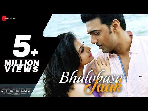 Download Bhalobasa Jaak -Full Video |Cockpit |Dev, Koel, Rukmini |Arijit S, Somlata | Arindom |Kamaleswar M HD Mp4 3GP Video and MP3