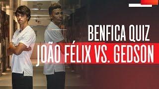 Video BENFICA QUIZ: João Félix vs. Gedson MP3, 3GP, MP4, WEBM, AVI, FLV Agustus 2019