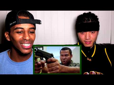 Mexican Standoff (ft. Key & Peele) | THE HOMIES REACTION
