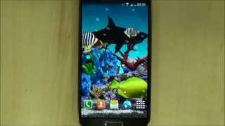 3D Aquarium Live Wallpaper Fre YouTube video