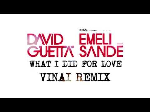 David Guetta - What I Did For Love (VINAI remix) TEASER ft Emeli Sandé
