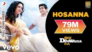 Video A.R. Rahman - Hosanna Best Video|Ekk Deewana Tha|Amy Jackson|Prateik Babar|Leon|Suzanne download in MP3, 3GP, MP4, WEBM, AVI, FLV January 2017