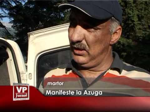 Manifeste la Azuga