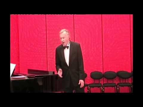 S. Cardillo, CORE ŃGRATO G.Puccini TURANDOT árie  Calafa 14. 11. 2011
