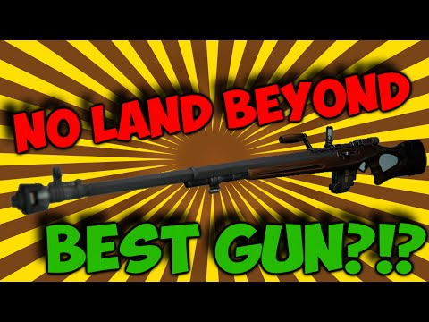 THE NO LAND BEYOND IS THE BEST GUN IN DESTINY!