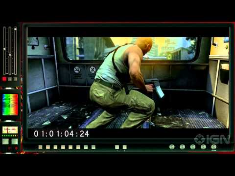 preview-IGN Rewind Theater - Max Payne 3 Trailer Analysis (IGN)