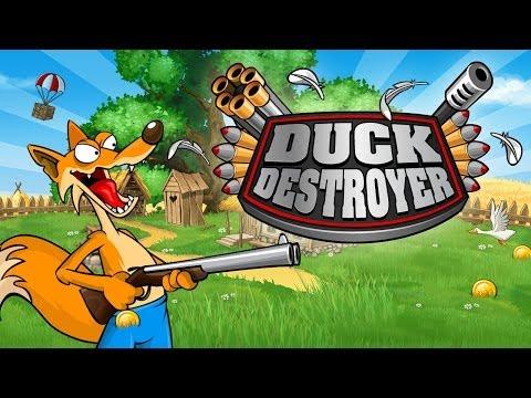 Duck Destroyer - iOS (free)