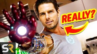 Video 10 Actors Who Could Have Been A Superhero In The MCU! MP3, 3GP, MP4, WEBM, AVI, FLV Agustus 2018