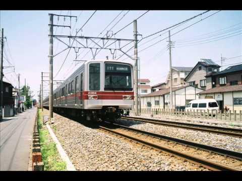 東武20000系走行音 せんげん台→越谷