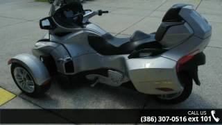 10. 2010 Can-Am Spyder RT Audio & Convenience  - Jim Walkers ...