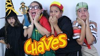 CHAVES - A CASA DA BRUXA DO 71 Espero que gostem e compartilhem com os amigos ! Inscrevam-se no canal e não esqueça de clicar em gostei ! .:。✿*゚'゚・✿.。.:* *.:...