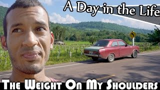 Loei Thailand  City new picture : THE WEIGHT ON MY SHOULDERS - EXPLORING LOEI THAILAND VLOG (ADITL EP115)