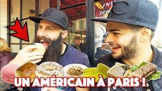 Video Un Américain découvre la cuisine française ! MP3, 3GP, MP4, WEBM, AVI, FLV Oktober 2017