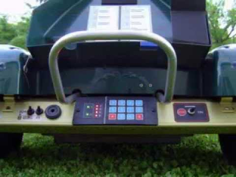Husqvarna Rasenroboter - Automower G1, self-made - Part1