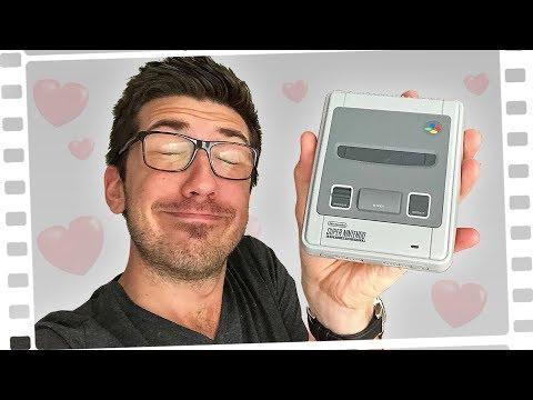 ENDLICH, Nintendo! - SNES Classic Mini - Review