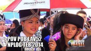 Suab Hmong News:  Pov Pob nyob LAV52, Nplog teb lub 12/24-26/2014
