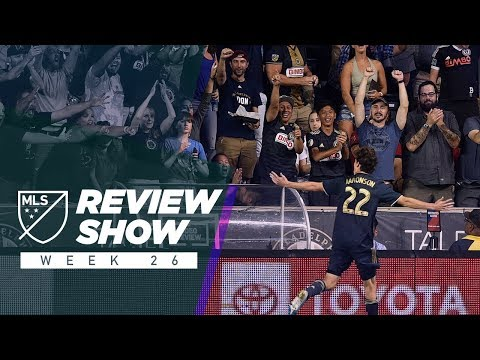 Video: Huge Goals Swing the MLS Playoff Race | Review Show Week 26