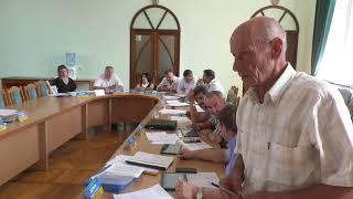 58 сесія Ніжинської міської ради VII скликання 07.08.2019 (ч. 1)