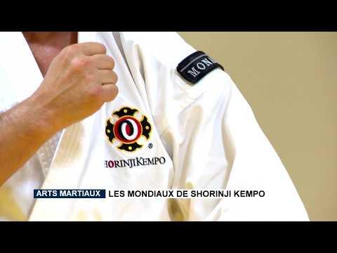 Les mondiaux de Shōrinji kempō
