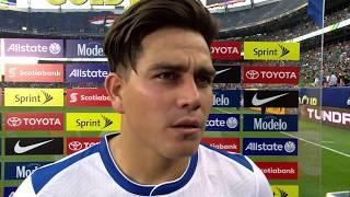 Gold Cup 2017 El Salvador vs Curacao Interviews