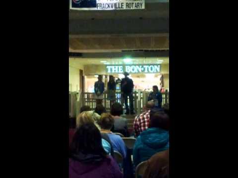 Kane heffron... 2013 Schuylkill county junior idol