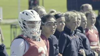 England Lacrosse will compete at the 2017 FIL Rathbones Women's Lacrosse World Cup next year at Surrey Sports Park.